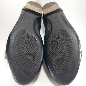 Attilio Giusti Leombruni Shoes - AGL Italian Cap Toe Flat Attilio Giusti Leombruni